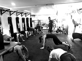 boxing hiit class sutherland shire