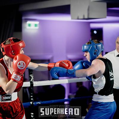 GAIRY ST CLAIR SUPERHERO XVIII: HARPER'S CHARITY FIGHT NIGHT