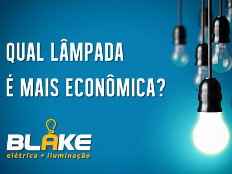 Escolher a lâmpada correta auxilia na economia da sua conta de energia!