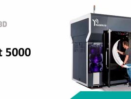 Massivit 5000 - Nueva impresora 3D de gran formato