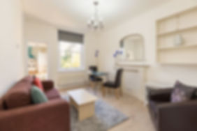 Westgate Terrace Living Room