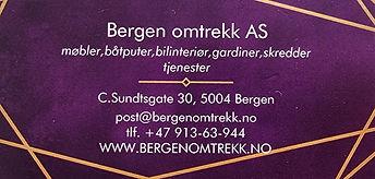 Skredder i Bergen
