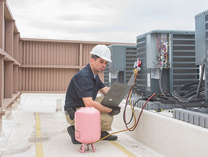 HVAC Commercial & Residentia