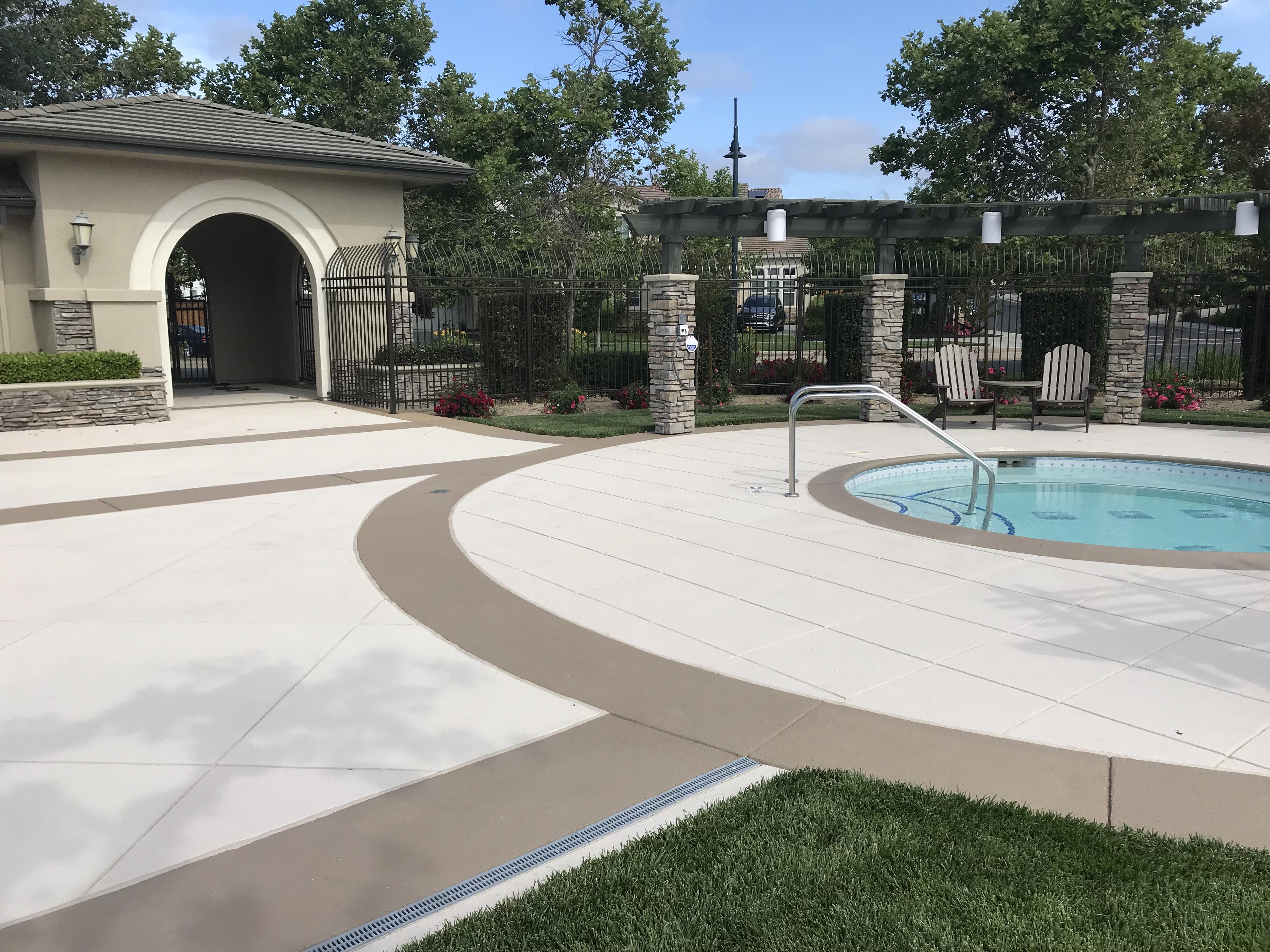 Concrete Reconstruction Projects