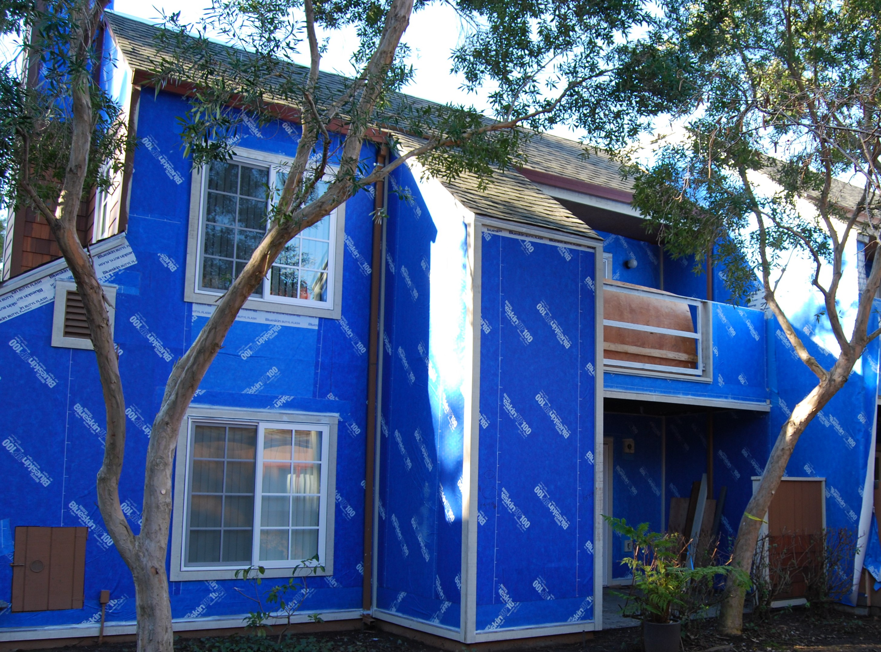 Building Envelope Waterproofing