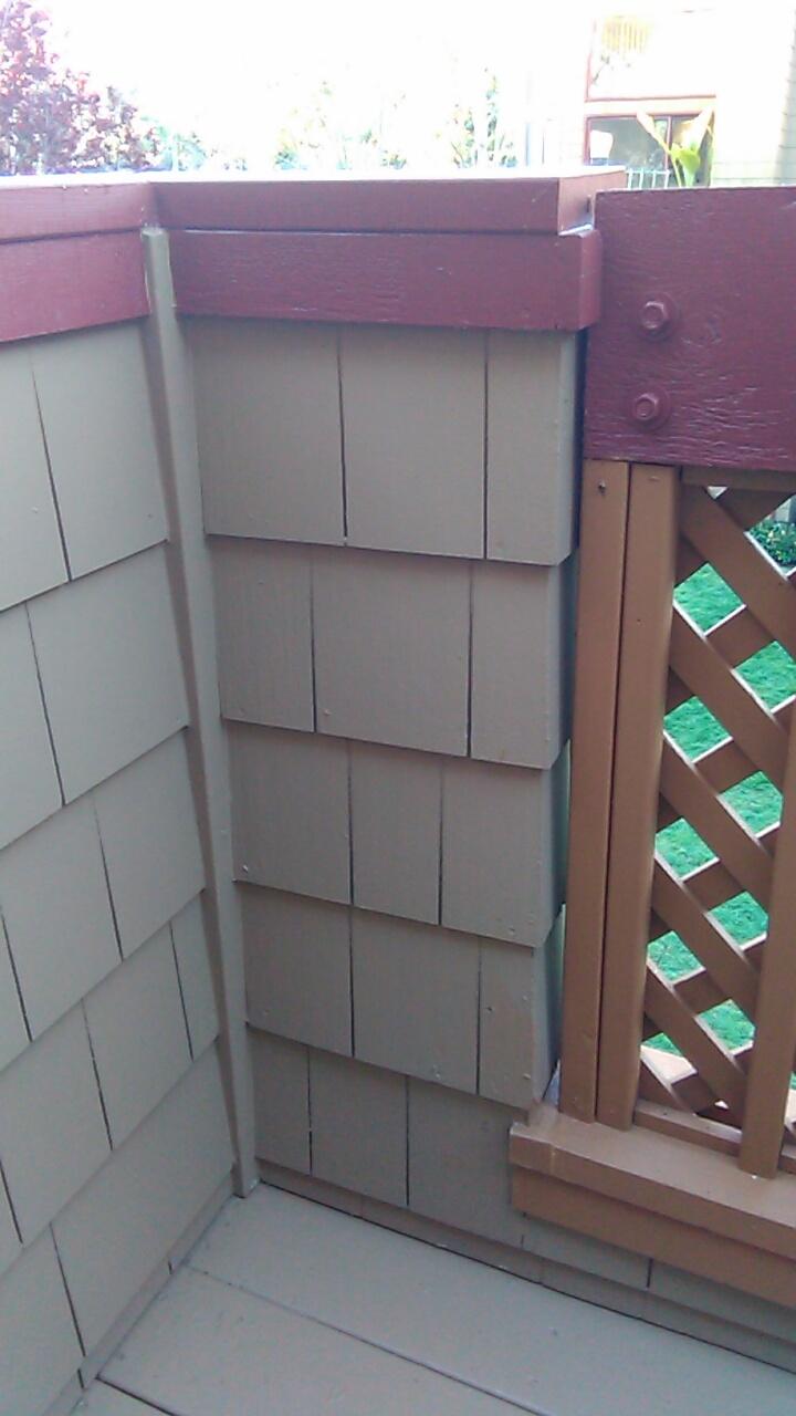 Stairway & Balcony Reconstruction