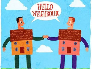 Everybody Loves Good Neighbours