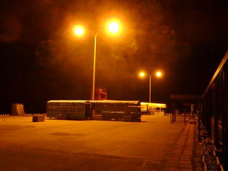 こしきの…今日 ✽夜の港✽