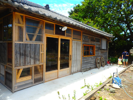 甑島*オソノベーカーリー*パンと週末食堂のお店