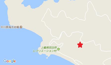 こしきの…今日 ✽中川原展望所✽