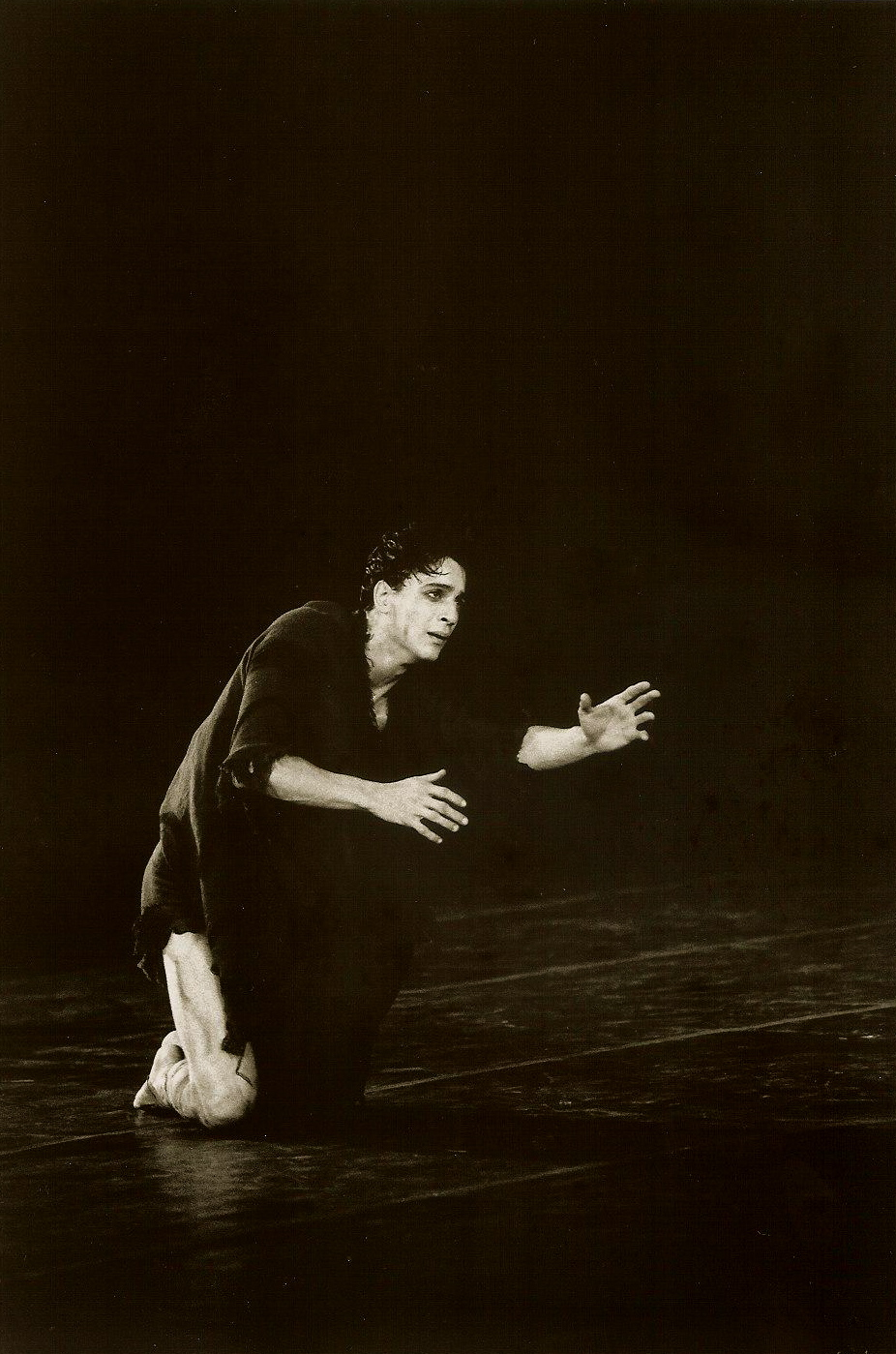 Le Fils prodigue G.Balanchine