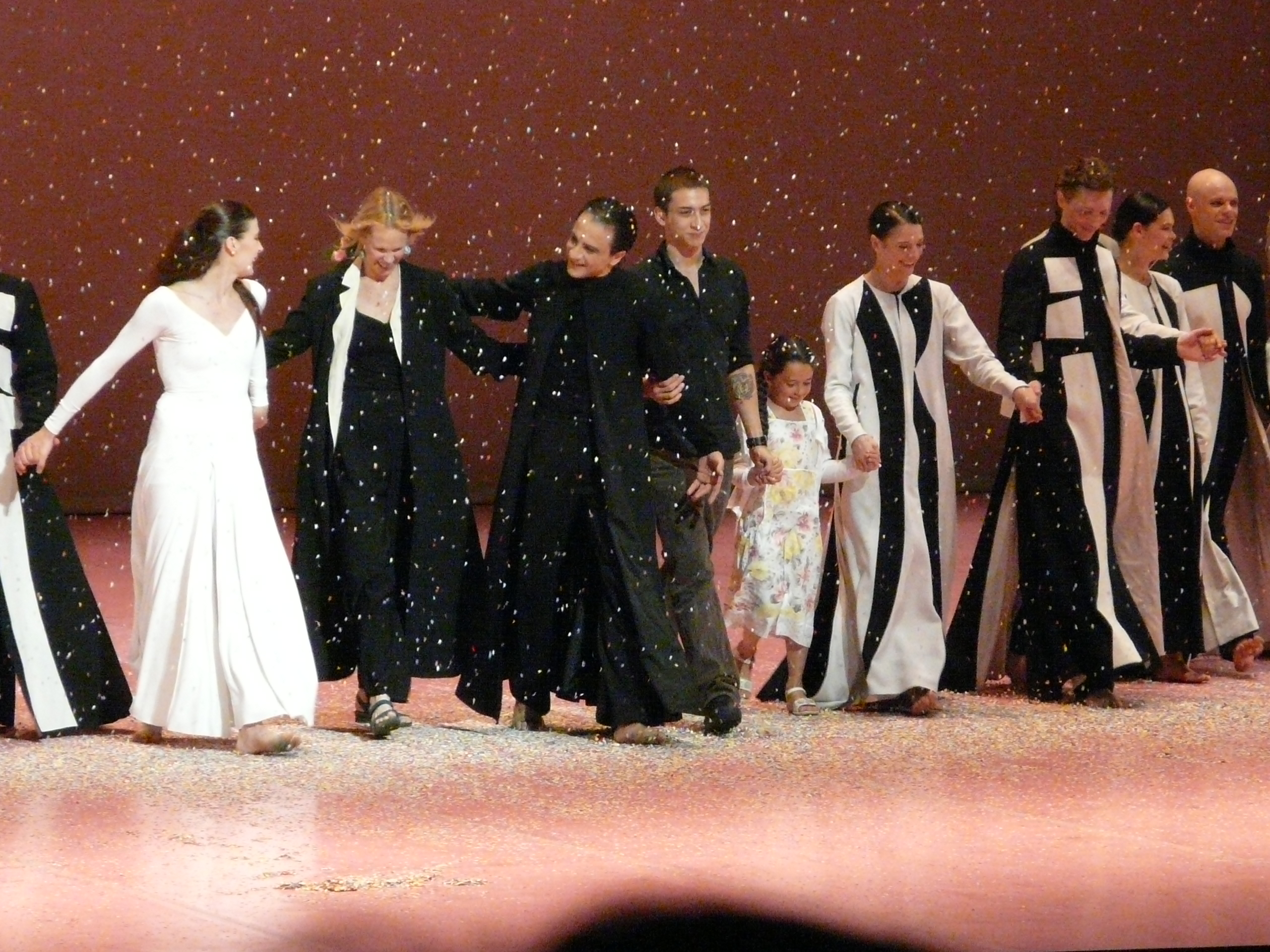 Adieux Signes Carlson Opéra Bastille