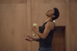 Roulant Savdenov, danseur-nomade
