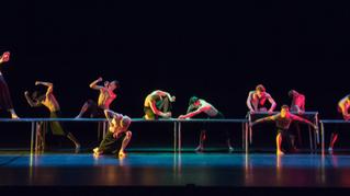 Dansomanie sur le programme Fokine/Preljocaj