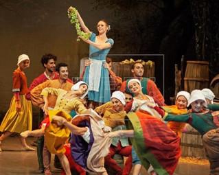 FESTIVAL PERALADA Giselle triunfa en Peralada de la mano de un debutante Ballet du Capitole EFE Pera