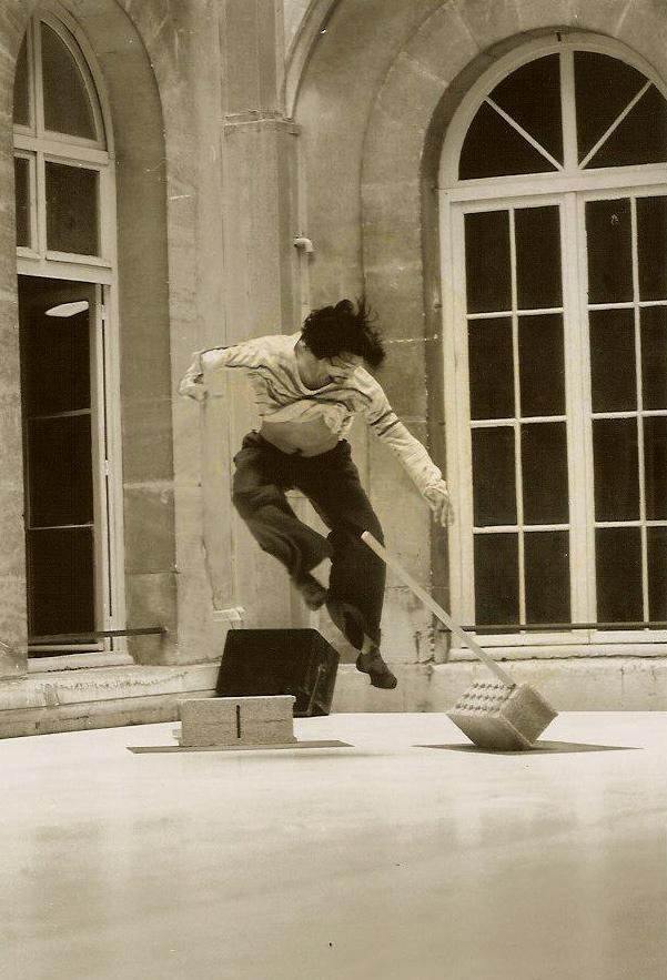 Allo F.Berki Festival d'Avignon D.R.