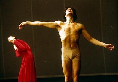Orphée et Eurydice Pina Bausch