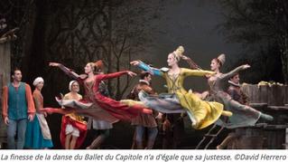 Peralada : le Ballet du Capitole danse Giselle de Belarbi