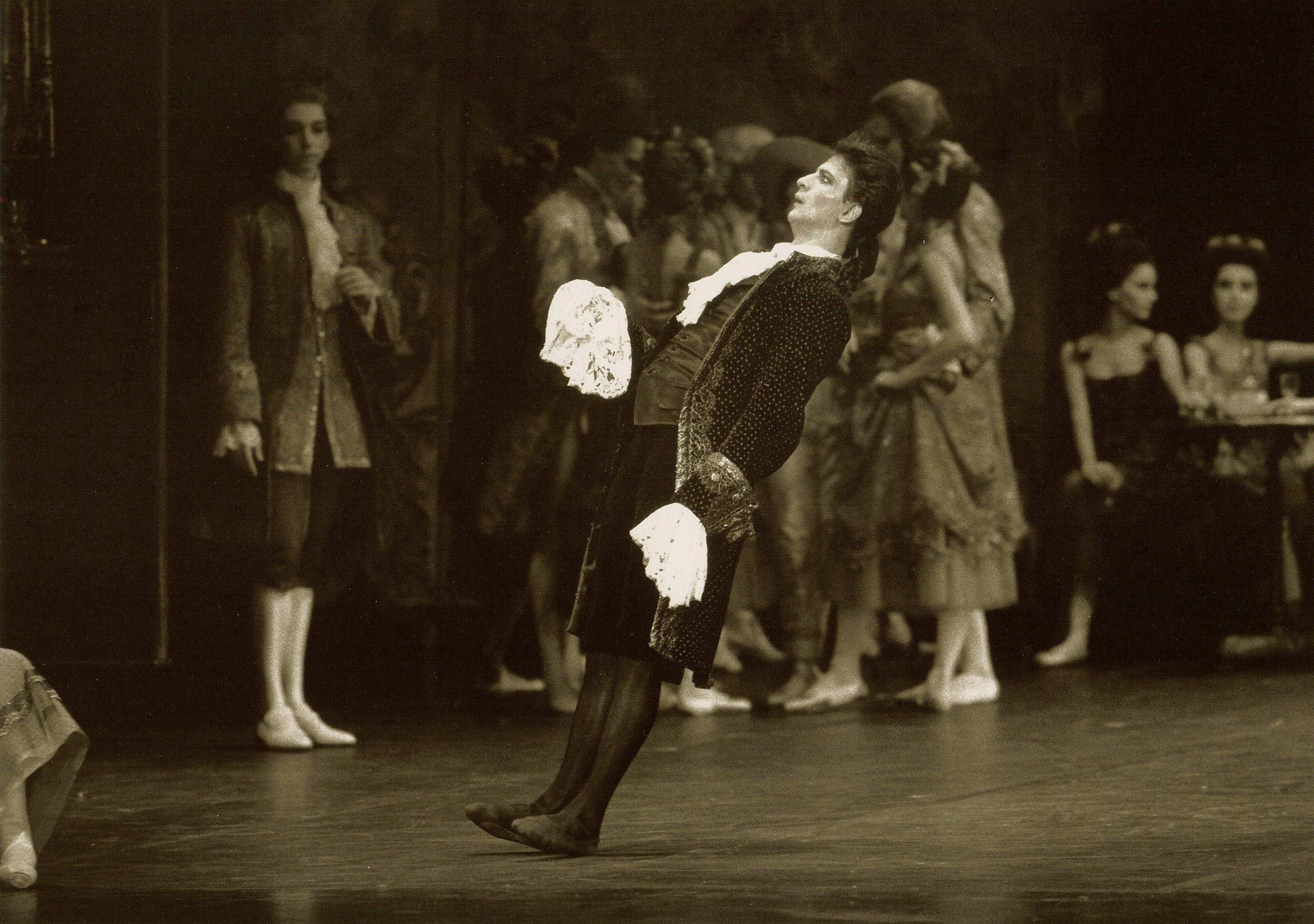 Manon Kenneth Mac Millan Lescaut