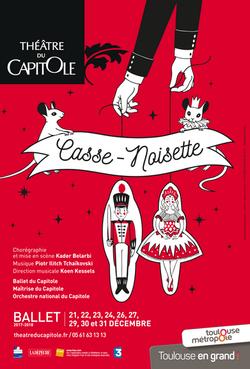 THEATRE CAP casse-noisette