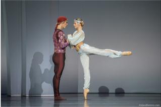 Chroniques de Danse