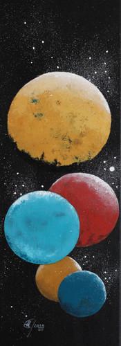 Alignement planetaire en cours