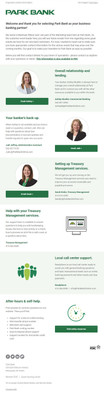 Onboarding email sample