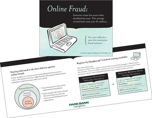 2010 Fraud Prevention Seminar Invitation