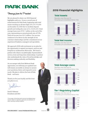 Quarterly Snapshot - Financial Update