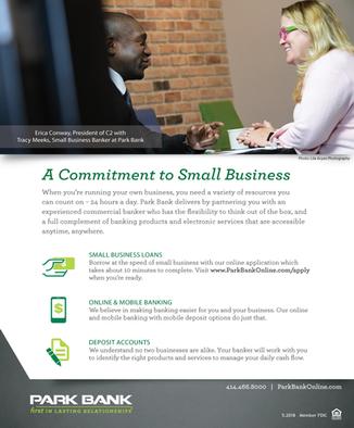 Small Business Program Sheet