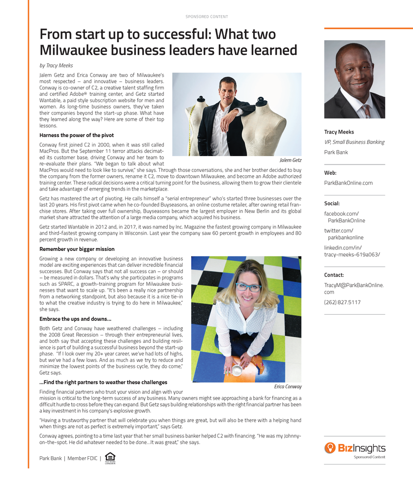 BizInsights Thought Leadership Article