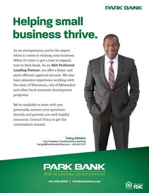 Small Business Association Advertisement