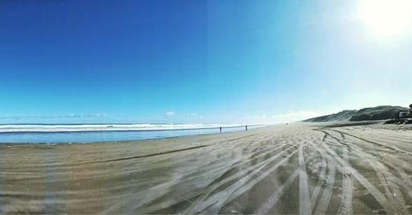 The 90 Miles Beach