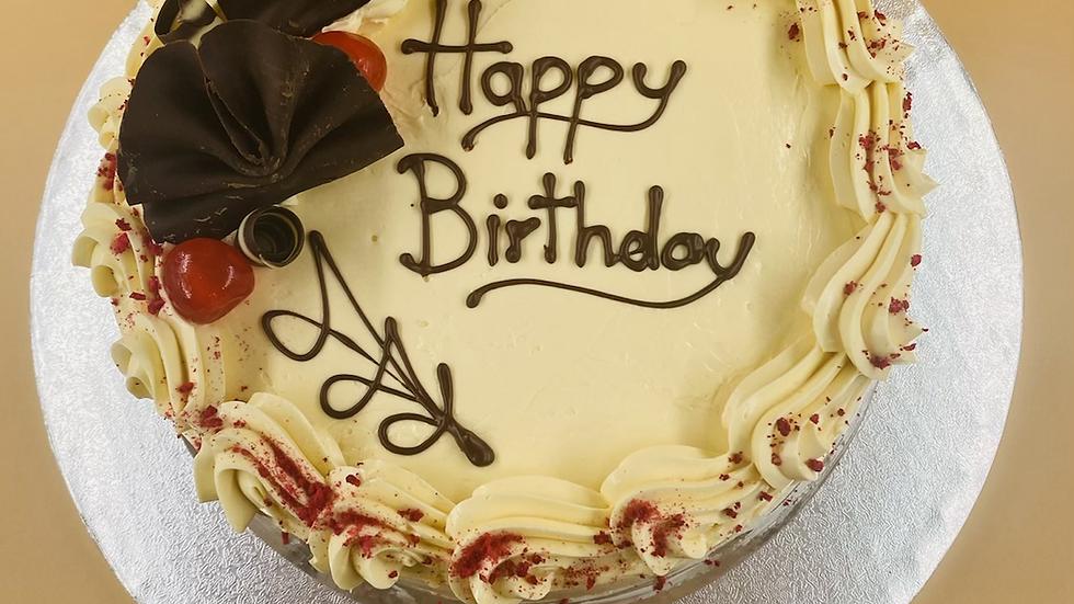 Celebration Cake - Vanilla & Berries