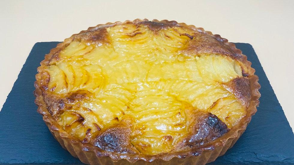 Pear & Frangipane Tart - 23 cm