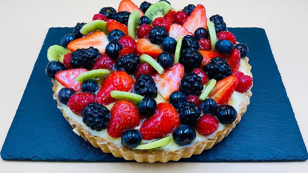 Mixed Berry Tart - 23 cm