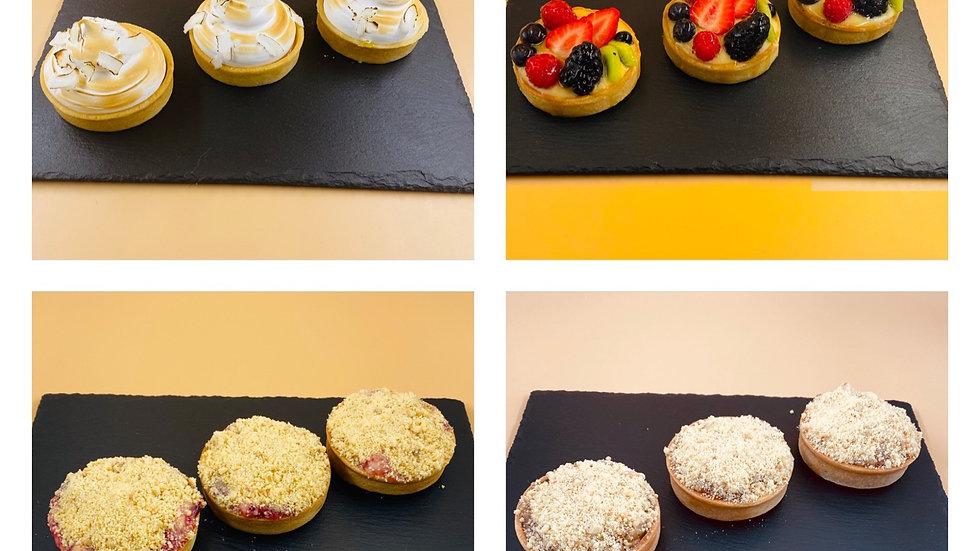 """Make Yours"" Dessert Box"