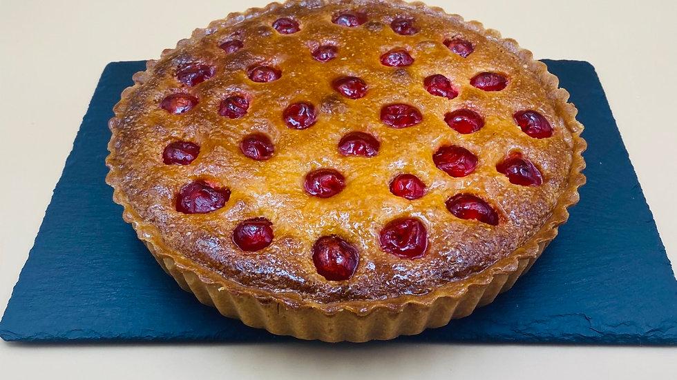 Cherry Bakewell Tart - 23 cm