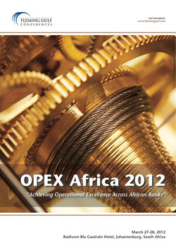 OPEX 2012 Johannesburg,South Africa