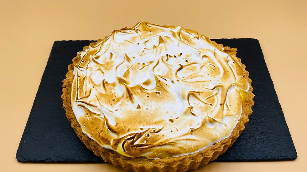 Lemon Meringue Tart - 23 cm