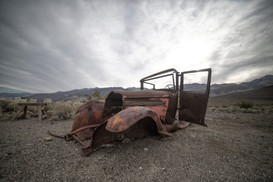 Abandoned Car 2