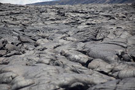 Hot lava Volcano