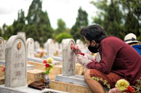 Cemetery reform by vietnam veterans