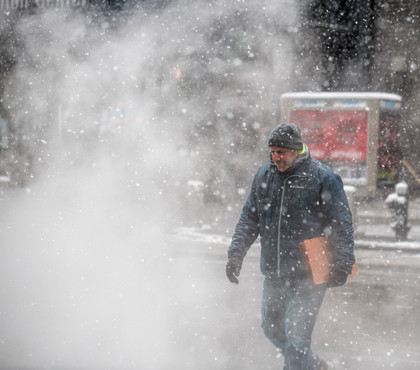 Newyorker Blizzard