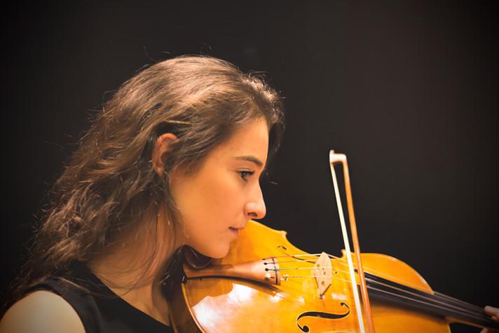 Viola Portrait