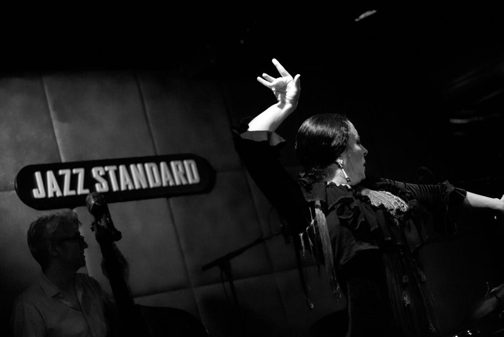 Flamenco and Jazz
