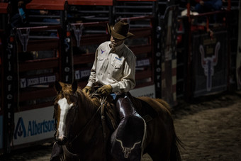 Time before roping