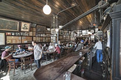 The oldest bar