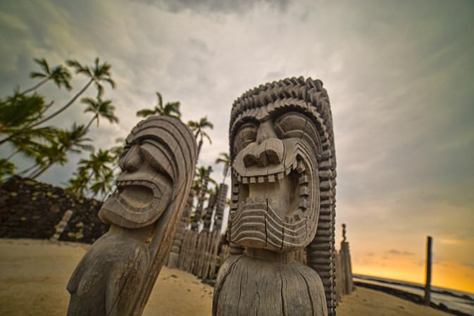 Tiki Gods