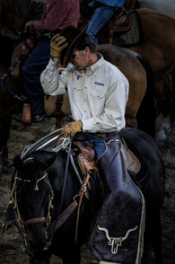 Cowboy salute